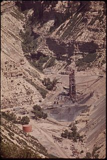 Colony Shale Oil Project