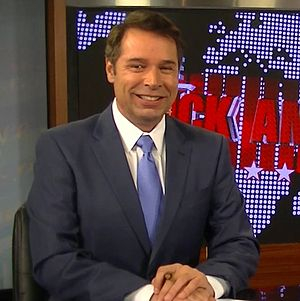 Rick Amato - Image: TV Host Rick Amato