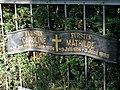 Tafel an der Fürstengruft am Alten Friedhof in Arnstadt 2.JPG