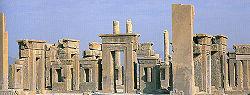 Persepolis kalıntıları