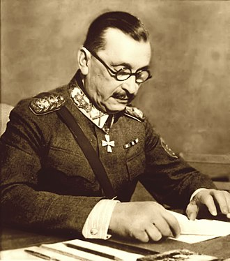 Carl Gustaf Emil Mannerheim - Mannerheim in 1940