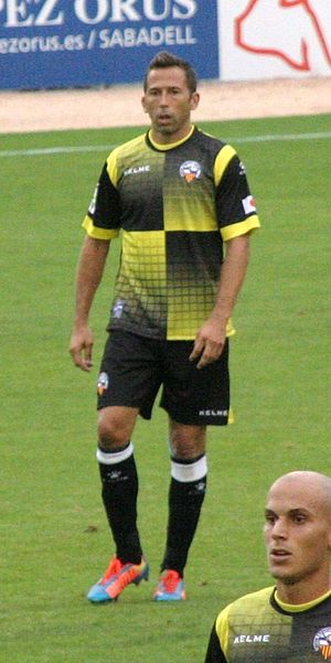 Derbi barceloní - Raúl Tamudo, originator of the famous Tamudazo.