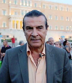 Tasos Kourakis - Image: Tasos Kourakis 2013 cropped