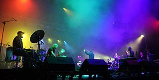 Jaga Jazzist Norwegian jazz band