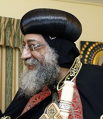 Pope of the Coptic Orthodox Church of Alexandria - Image: Tawadros II of Alexandria
