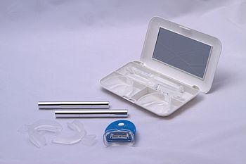 English: Common Teeth Whitening Items Found In...