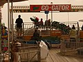 Teignmouth, Go-Gator on the pier - geograph.org.uk - 1468945.jpg