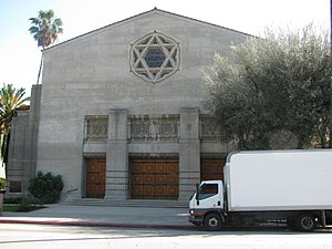 Temple Israel of Hollywood - Image: Temple Israel of hollywood (3401499119)