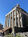 Temple of Antoninus and Faustina - Rome, Italy - DSC01554.jpg