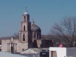 Colotlán - Temple of San Nicolás