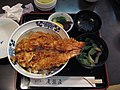Tendon set by acme in Asakusa, Tokyo.jpg