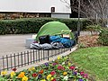 Tente de sans-abri en février 2020, Boulevard Auriol à Paris.jpg