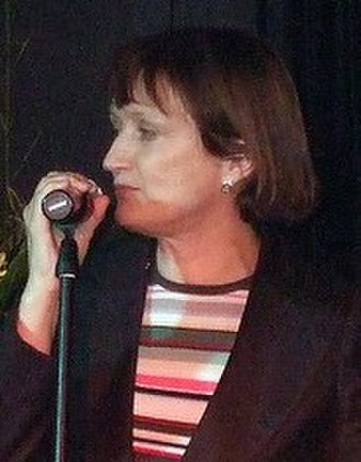 Shadow Secretary of State for Women and Equalities - Image: Tessa Jowell Jan 2007