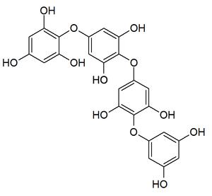 Tetraphlorethol C - Image: Tetraphlorethol C