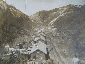 Dalnegorsk - Tetyukhe in 1934