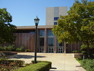 Texas Court of Criminal Appeals - The Texas Supreme Court Building houses the Texas Court of Criminal Appeals