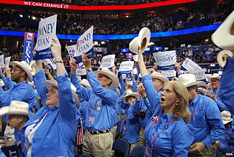2012 United States presidential election in Texas - Members of Texas' delegation at the 2012 Republican National Convention