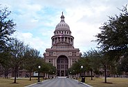 Texas capitol day