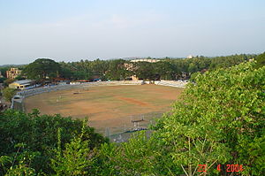 Thalassery Stadium - View of Thalassery Stadium