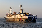 Thane Creek and Elephanta Island 03-2016 - img31 Ships on Thane Creek.jpg