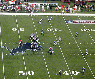 2005 NFL season - Atlanta at Detroit on Thanksgiving, November 24, 2005