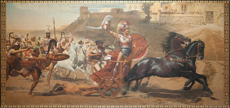 "File:The ""Triumph of Achilles"" fresco, in Corfu Achilleion.jpg"