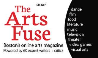The Arts Fuse - The Arts Fuse logo