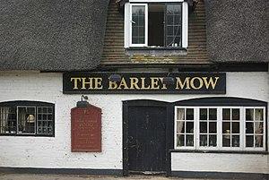 The Barley Mow, Clifton Hampden