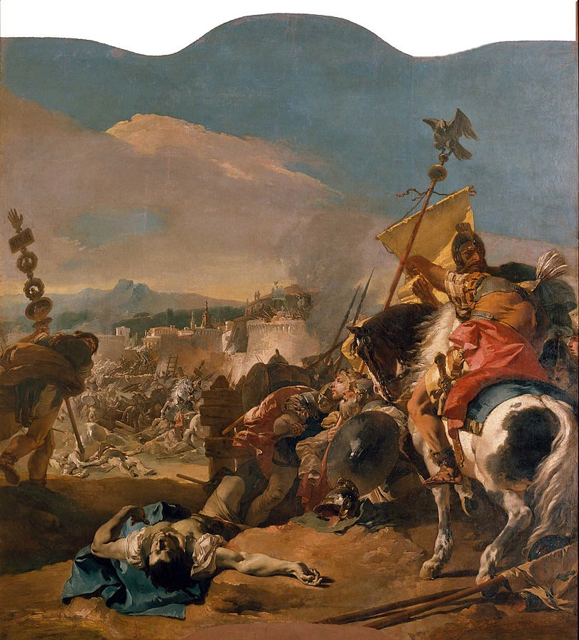 The Capture of Carthage