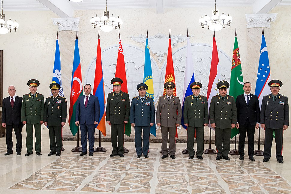 The Council of CIS Defense Ministers