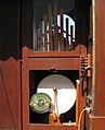 The Golden Lion Concert Organ by Tm Mortier - right hand drum machine - Festival of the Winds 2010.jpg
