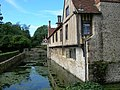 The Moat of Ightham Mote - geograph.org.uk - 1289989.jpg