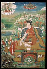 The Ninth Karmapa, Wangchug Dorje (1555-1603)