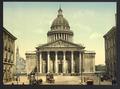 The Pantheon, Paris, France-LCCN2001698512.tif