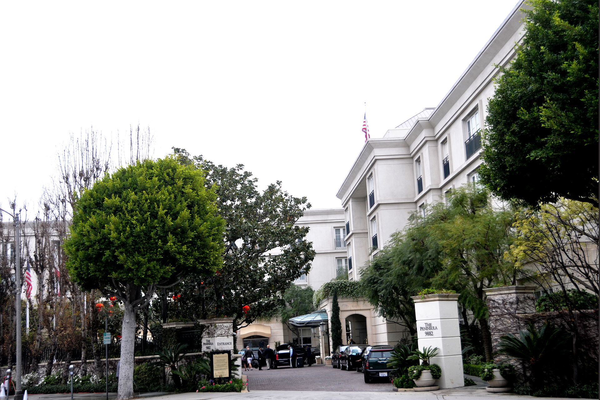 The Peninsula Beverly Hills - Wikipedia