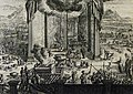 The Phillip Medhurst Picture Torah 504. The tabernacle. Exodus cap 40 vv 34-35. De Hooghe.jpg