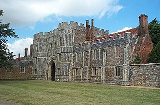 St Osyths Priory Grade I listed priory in Tendring, United Kingdom