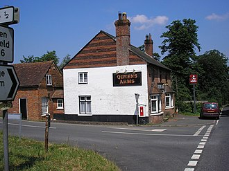 Cowden - The Queen's Arms