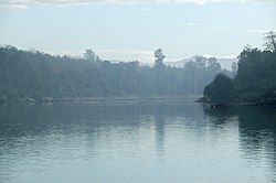 The Sekong River, Sekong, Lao PDR, 2009. Photo- Jim Holmes (10729844243).jpg