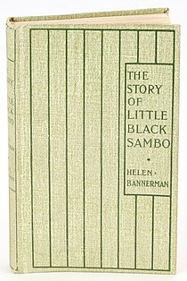 The Story of Little Black Sambo 1899 First Edition Cover.jpg
