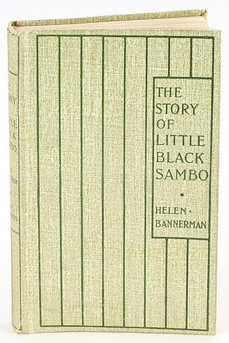 The Story of Little Black Sambo - 1st edition