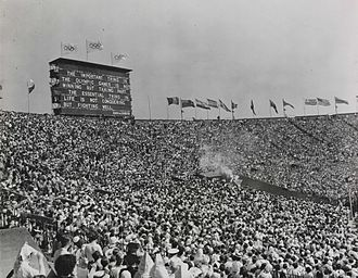 1948 Summer Olympics - The XIV Olympic Games opens in London, 1948