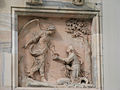 The angel blessing Jacob as the day breaketh-Exterior of the Duomo-Milan.jpg