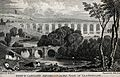 The aqueduct at Pont-y-Casullte, the vale of Llangollen. Eng Wellcome V0020165.jpg