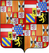 The arms of Queen Joanna of Castile and Philip I as Castilian Monarchs.png