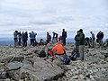 The busy summit of Ben Nevis - geograph.org.uk - 857044.jpg