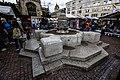 The fountain in the market square, Cambridge, England.jpg