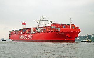 Hamburg Süd company