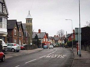 Llanishen - Fidlas Road, Llanishen