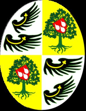 Baron Rendlesham - Coat of arms of the Lords Rendlesham.
